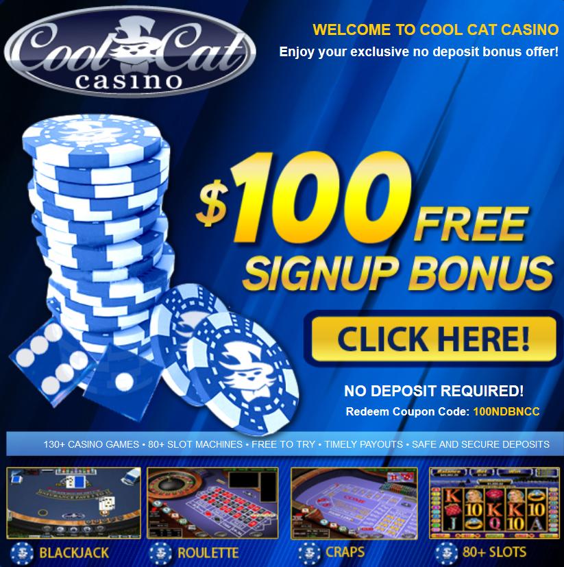 Cool Cat Casino Signup Bonus Nestclever